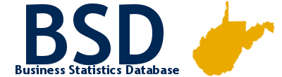 Business Statistics Database Map